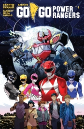 Saban's Go Go Power Rangers 001-000