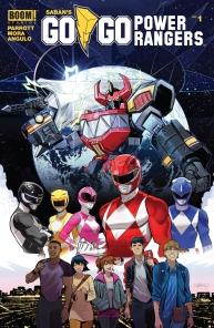 Saban's Go Go Power Rangers 001-000