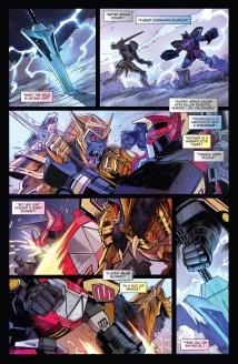 Saban's Go Go Power Rangers 001-002